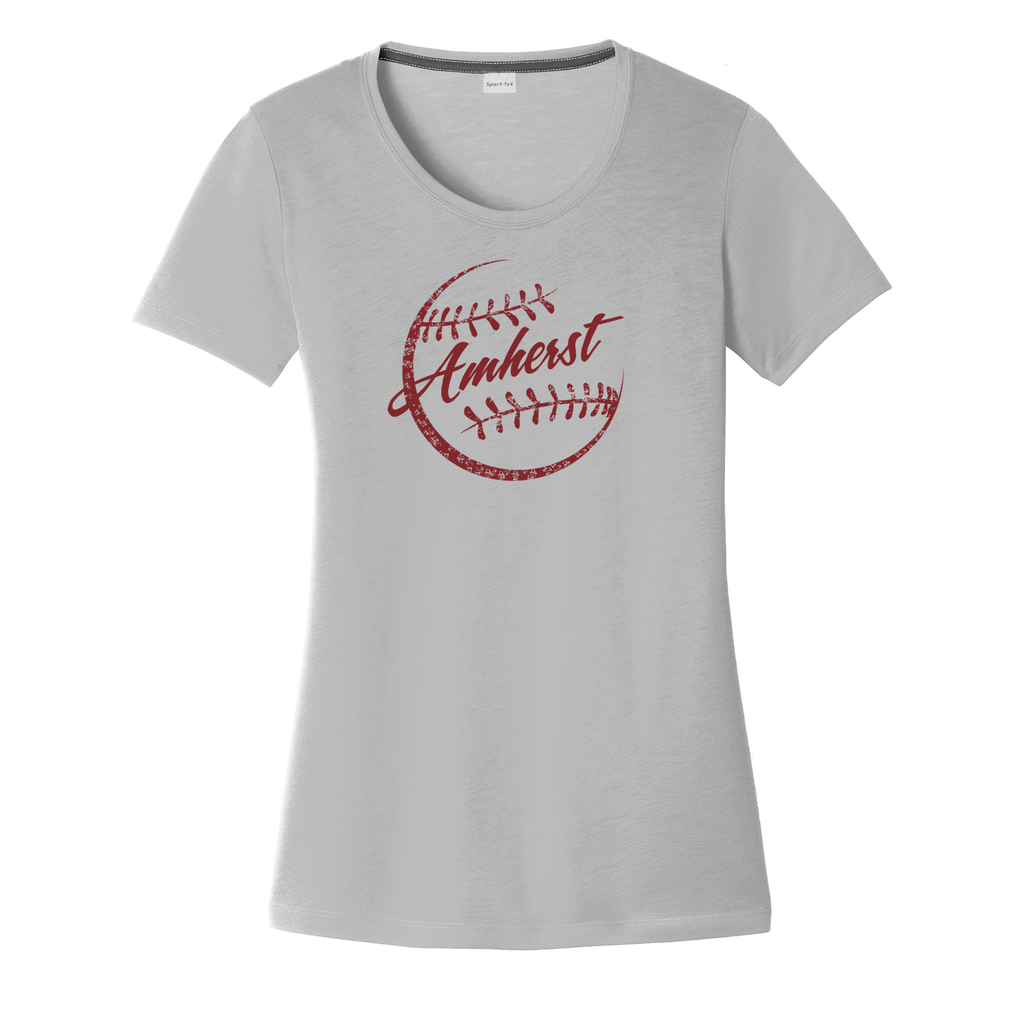 Amherst  Softball Women's CottonTouch Performance T-Shirt