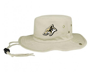 Dane County Lacrosse Natural Bucket Hat