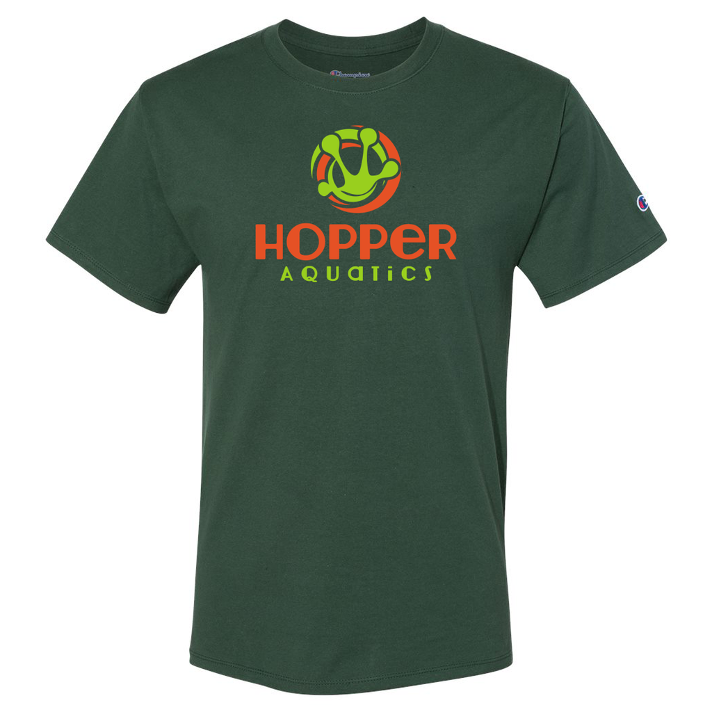Hopper Aquatics Champion Short Sleeve T-Shirt