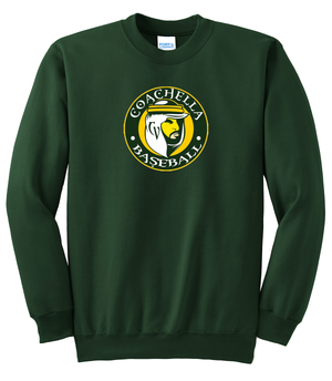 Coachella Valley Baseball Crew Neck Sweater