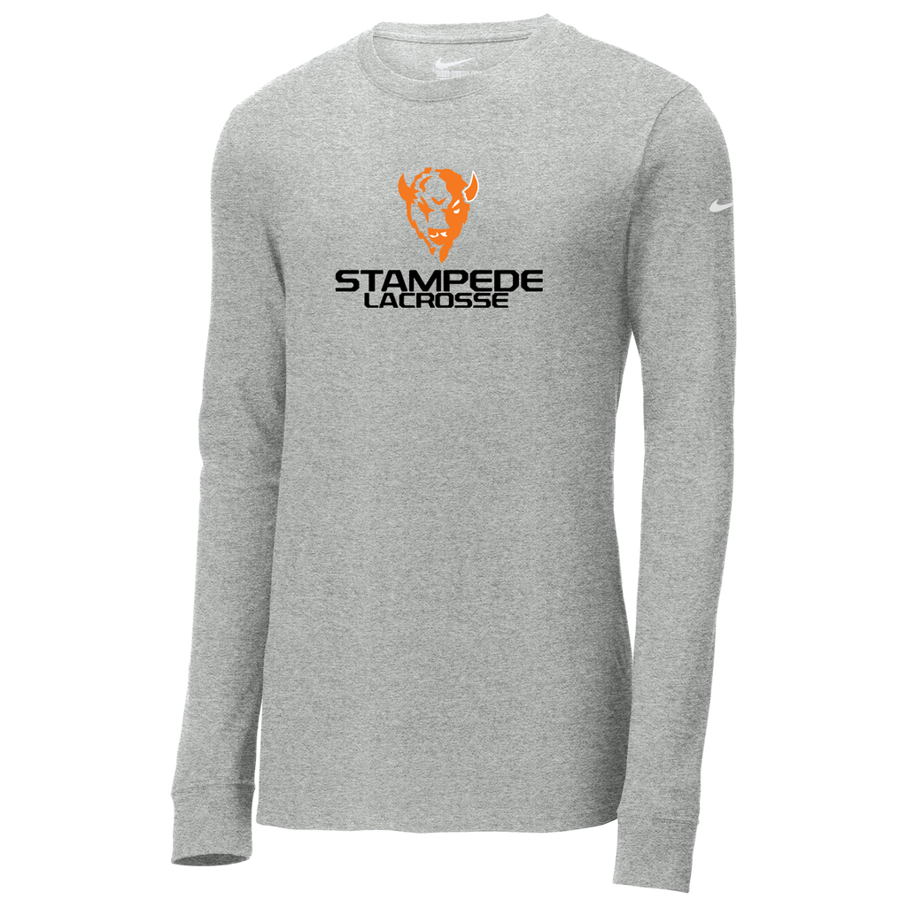 South Suburban Stampede Nike Core Cotton Long Sleeve Tee
