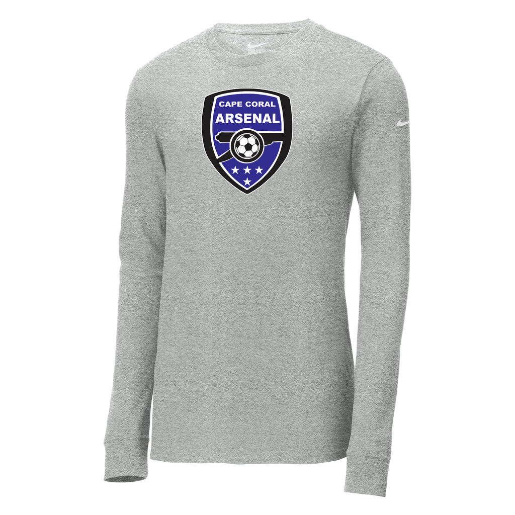 Cape Coral Arsenal Nike Core Cotton Long Sleeve Tee