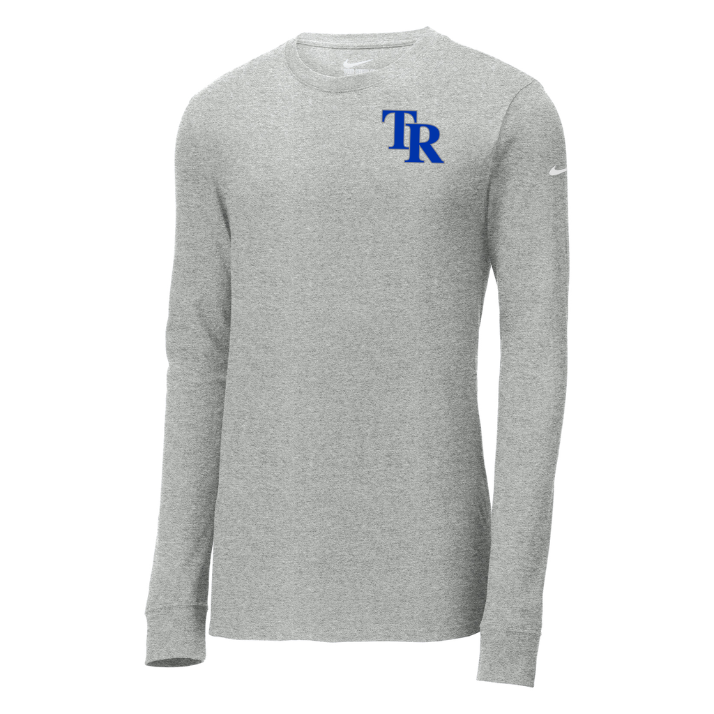 T-Rex Baseball Nike Core Cotton Long Sleeve Tee