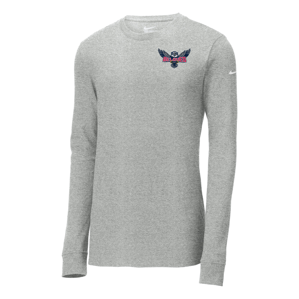 BELOVED Athletics Nike Core Cotton Long Sleeve Tee