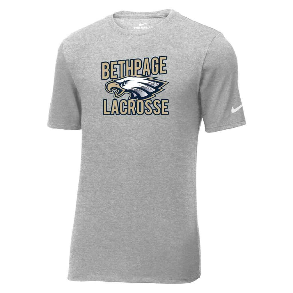 Bethpage Lacrosse Nike Core Cotton Tee