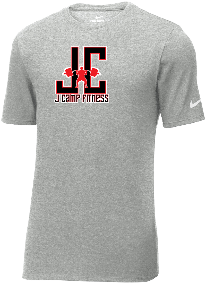 J Camp Fitness Nike Core Cotton Tee