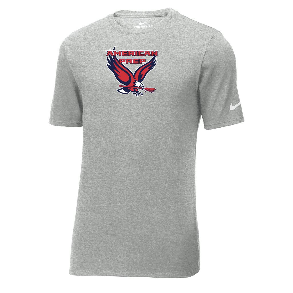 APA Lacrosse Nike Core Cotton Tee