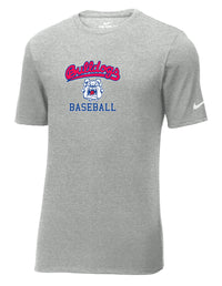 Michigan Bulldogs Baseball Nike Core Cotton Tee