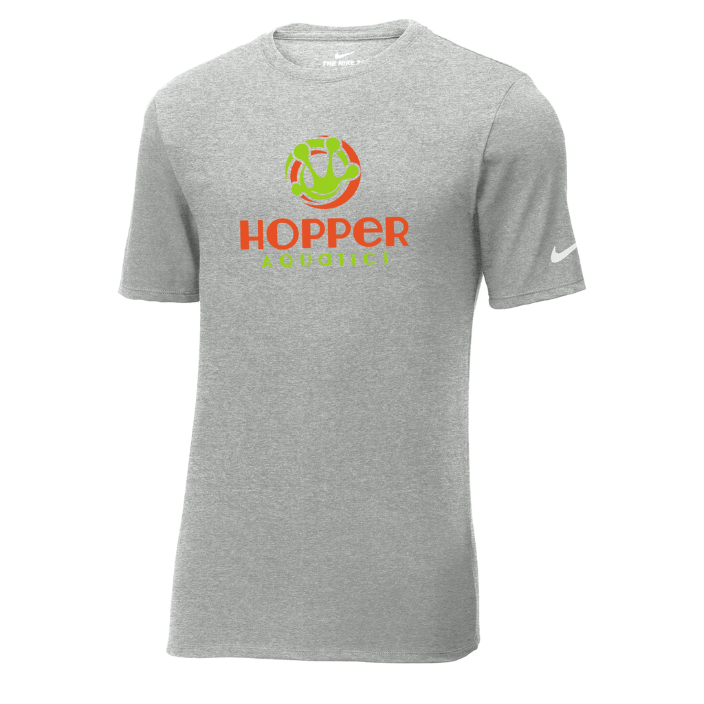 Hopper Aquatics Nike Core Cotton Tee