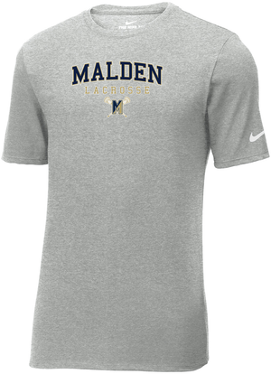 Malden Lacrosse Nike Core Cotton Tee