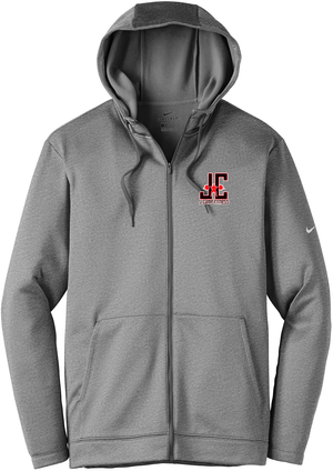 J Camp Fitness Nike Therma-FIT Full Zip Hoodie