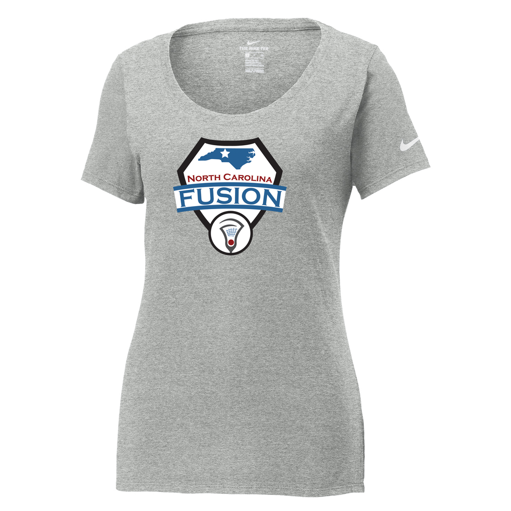 Fusion Lacrosse Nike Ladies Core Cotton Tee