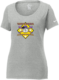Wauconda Baseball & Softball Nike Ladies Core Cotton Tee