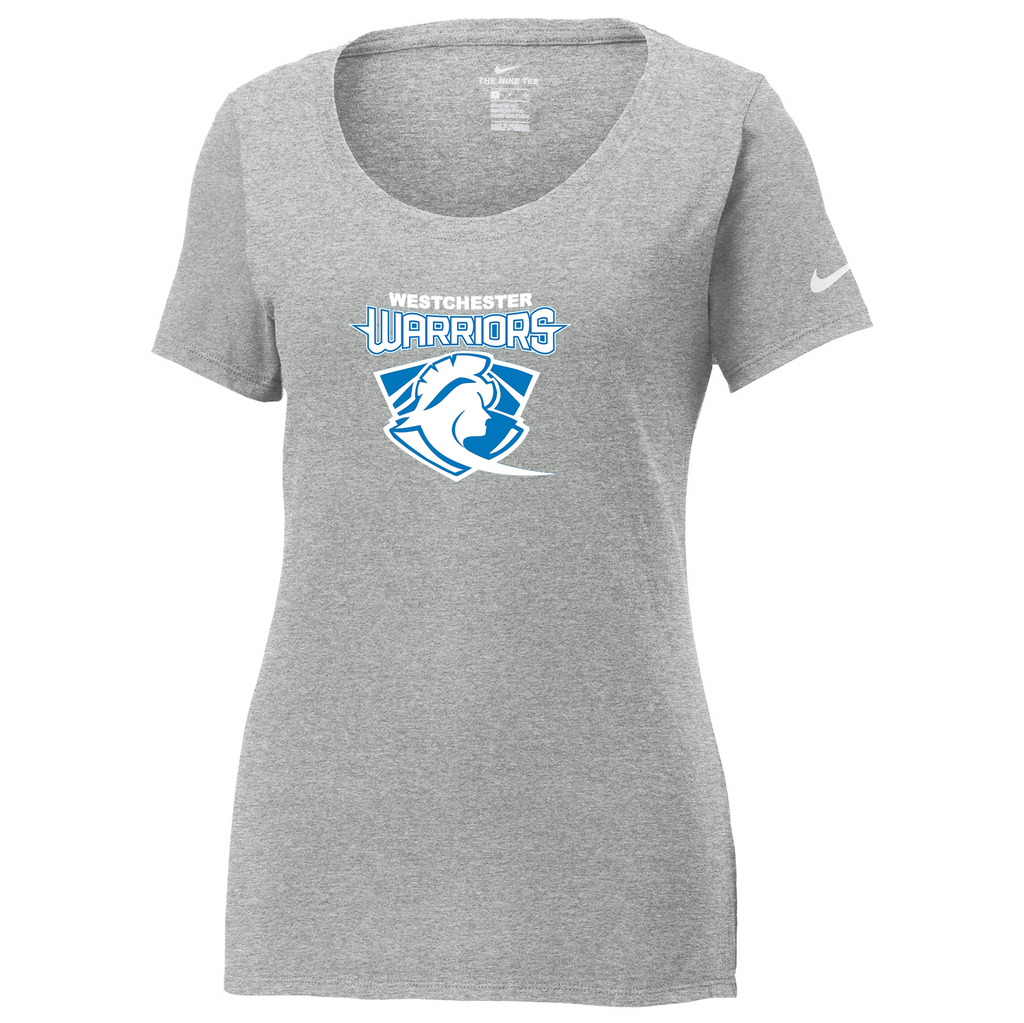 Westchester Warriors Nike Ladies Core Cotton Tee