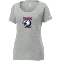 Tolland Lacrosse Club Nike Ladies Core Cotton Tee