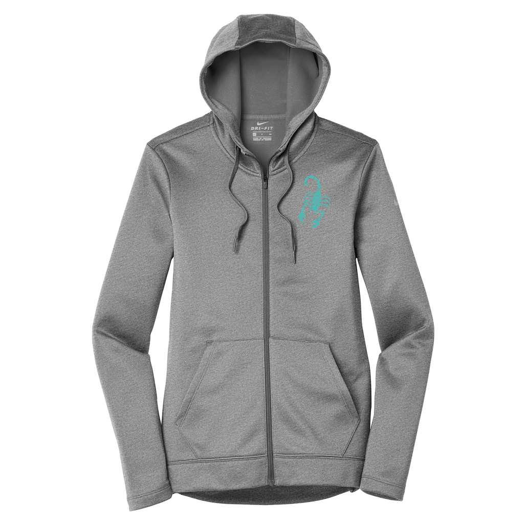 River City Sting Nike Ladies Therma-FIT Full Zip Hoodie