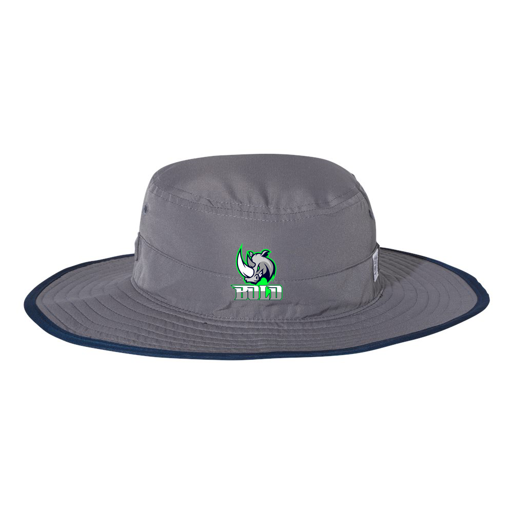 Bold Baseball Bucket Hat