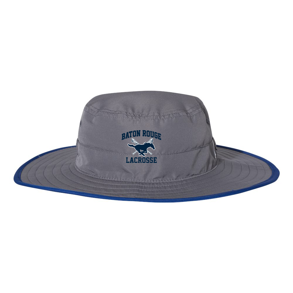 Baton Rouge Mustangs Bucket Hat
