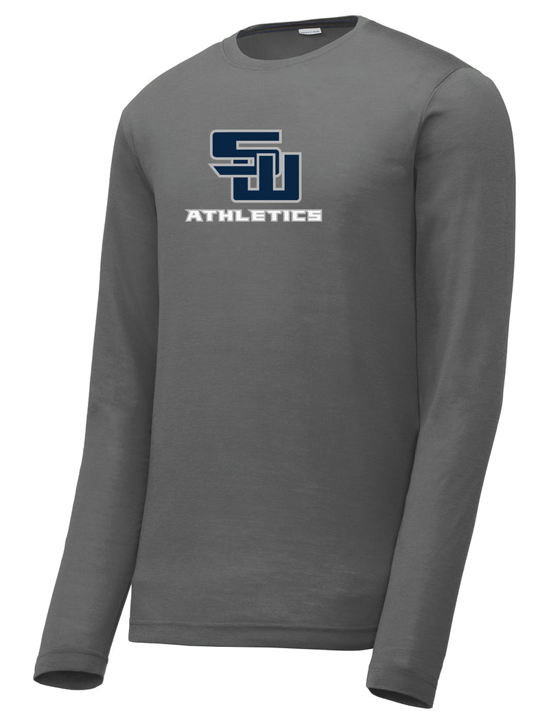 Smithtown West Athletics Long Sleeve CottonTouch Performance Shirt