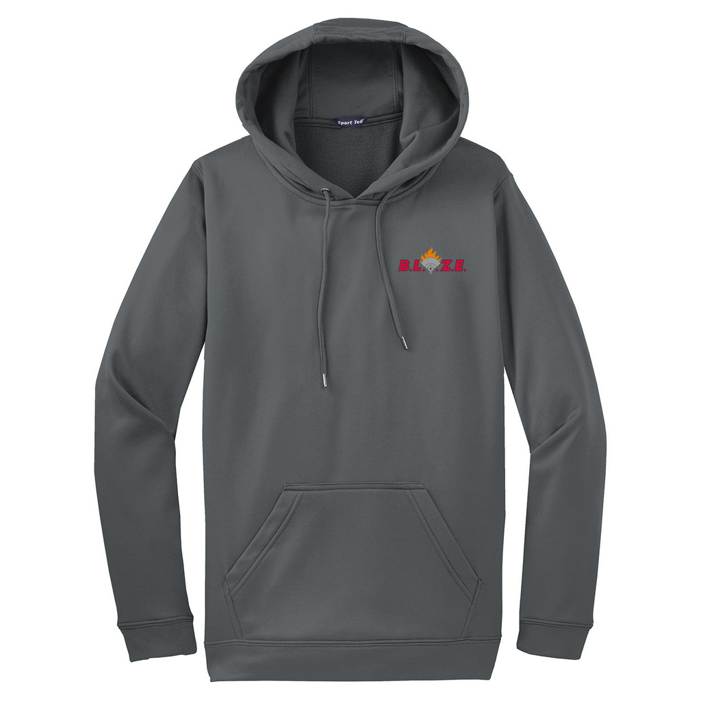BLAZE 22:6 Diamond Sports Performance Fleece Hooded Sweatshirt