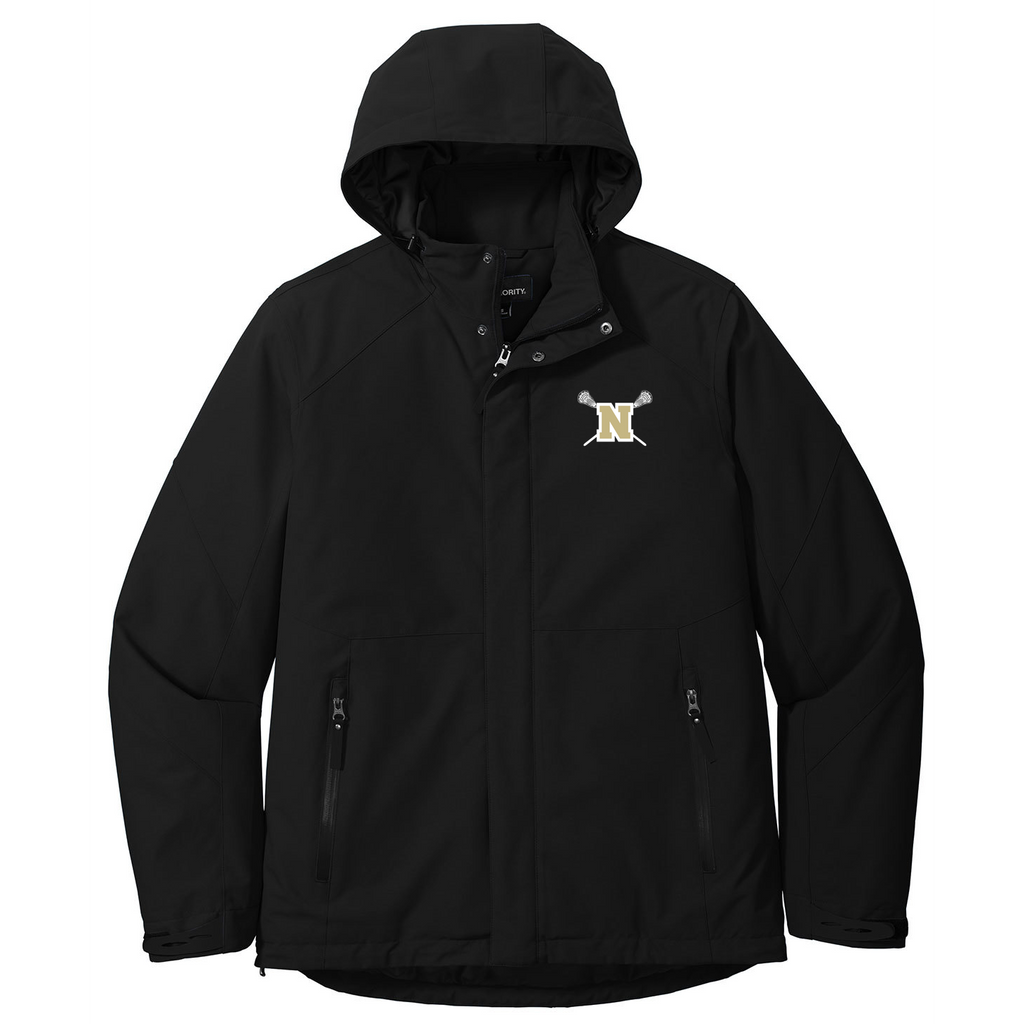 Newington High School Lacrosse Insulated Tech Jacket