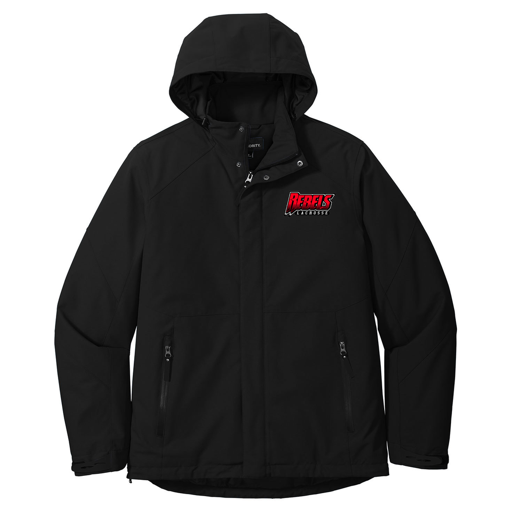 Rebels Lacrosse Insulated Tech Jacket