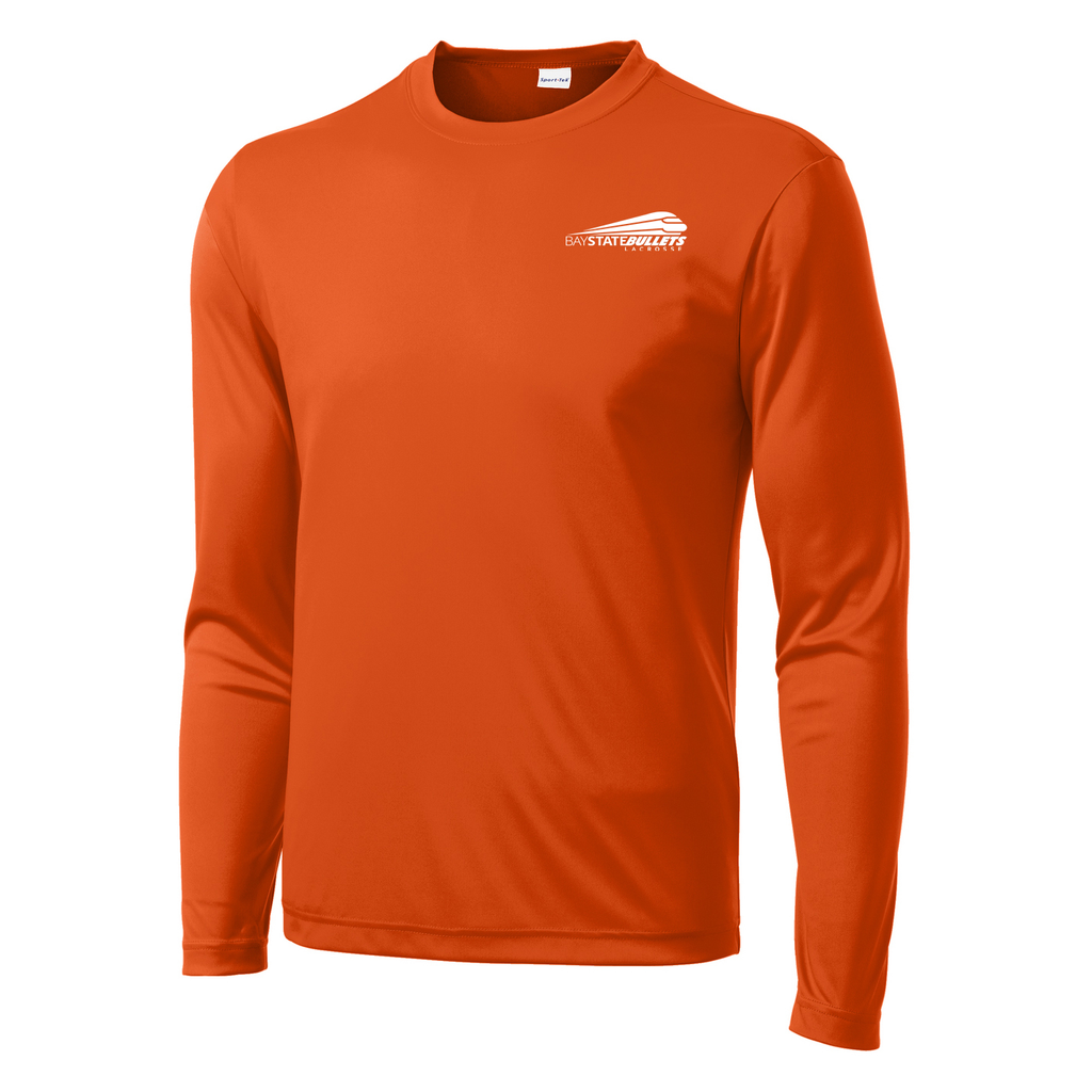 Bay State Bullets Long Sleeve Performance Shirt