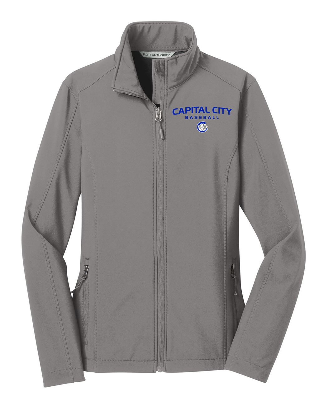 Capital City Baseball Women's Soft Shell Jacket