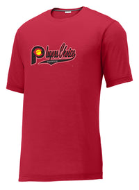 Player's Choice Academy Softball CottonTouch Performance T-Shirt