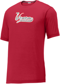 Valley Venom Baseball CottonTouch Performance T-Shirt