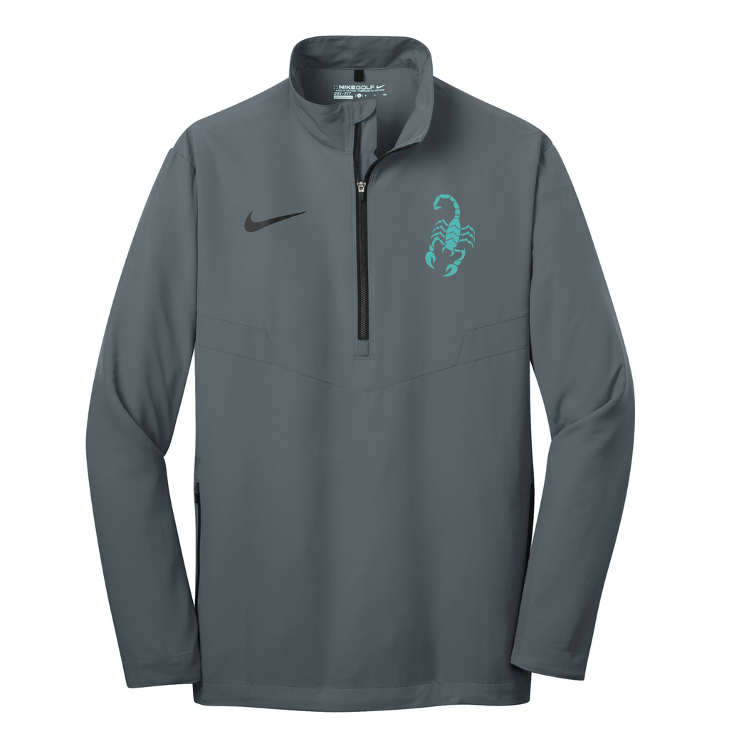 River City Sting Nike 1/2 Zip Wind Shirt