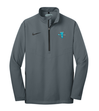 Angels With Attitude  Nike 1/2 Zip Wind Shirt