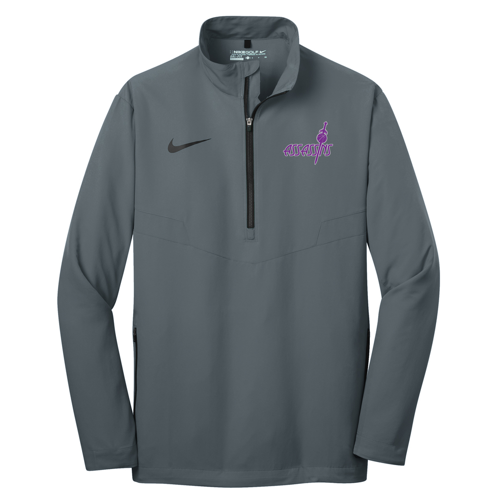 Assassins Basketball Nike 1/2 Zip Wind Shirt