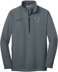 Malden Lacrosse Nike 1/2 Zip Wind Shirt