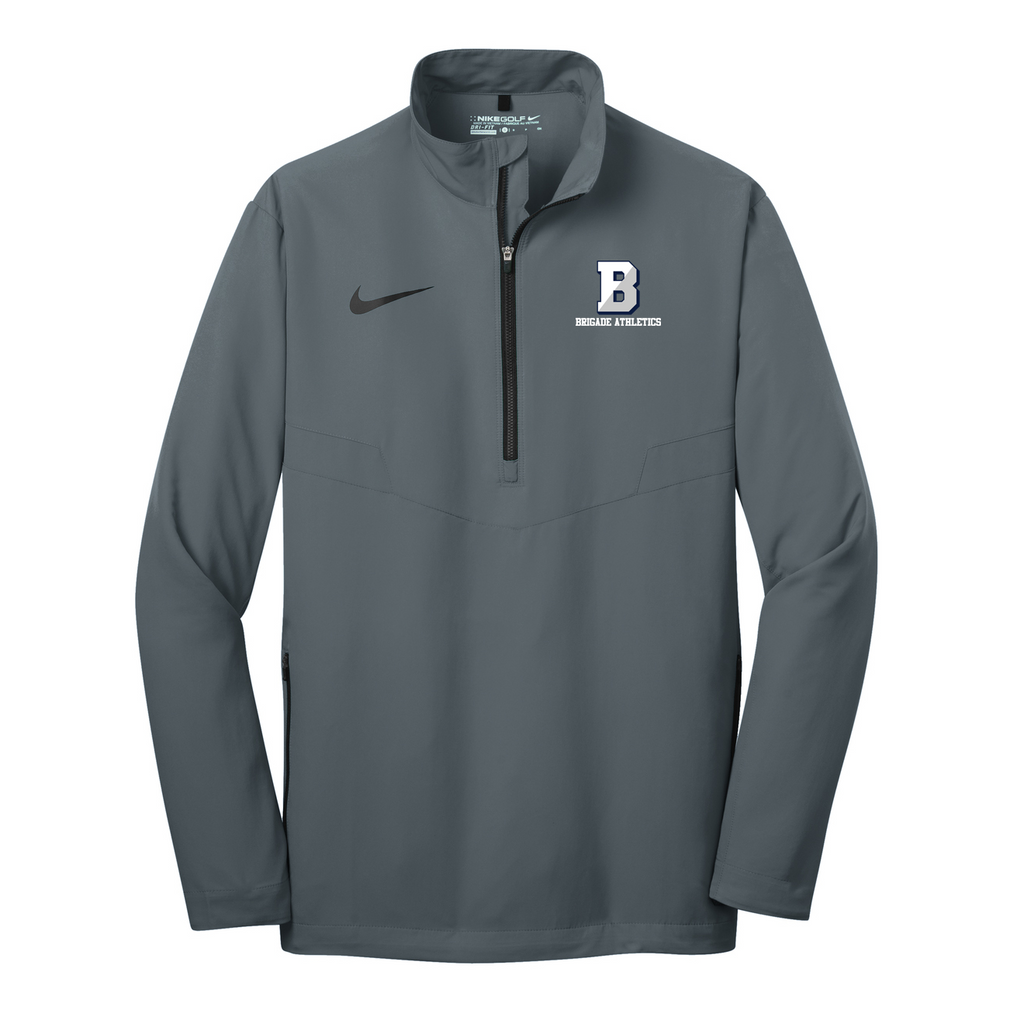 Brigade Athletics Nike 1/2 Zip Wind Shirt