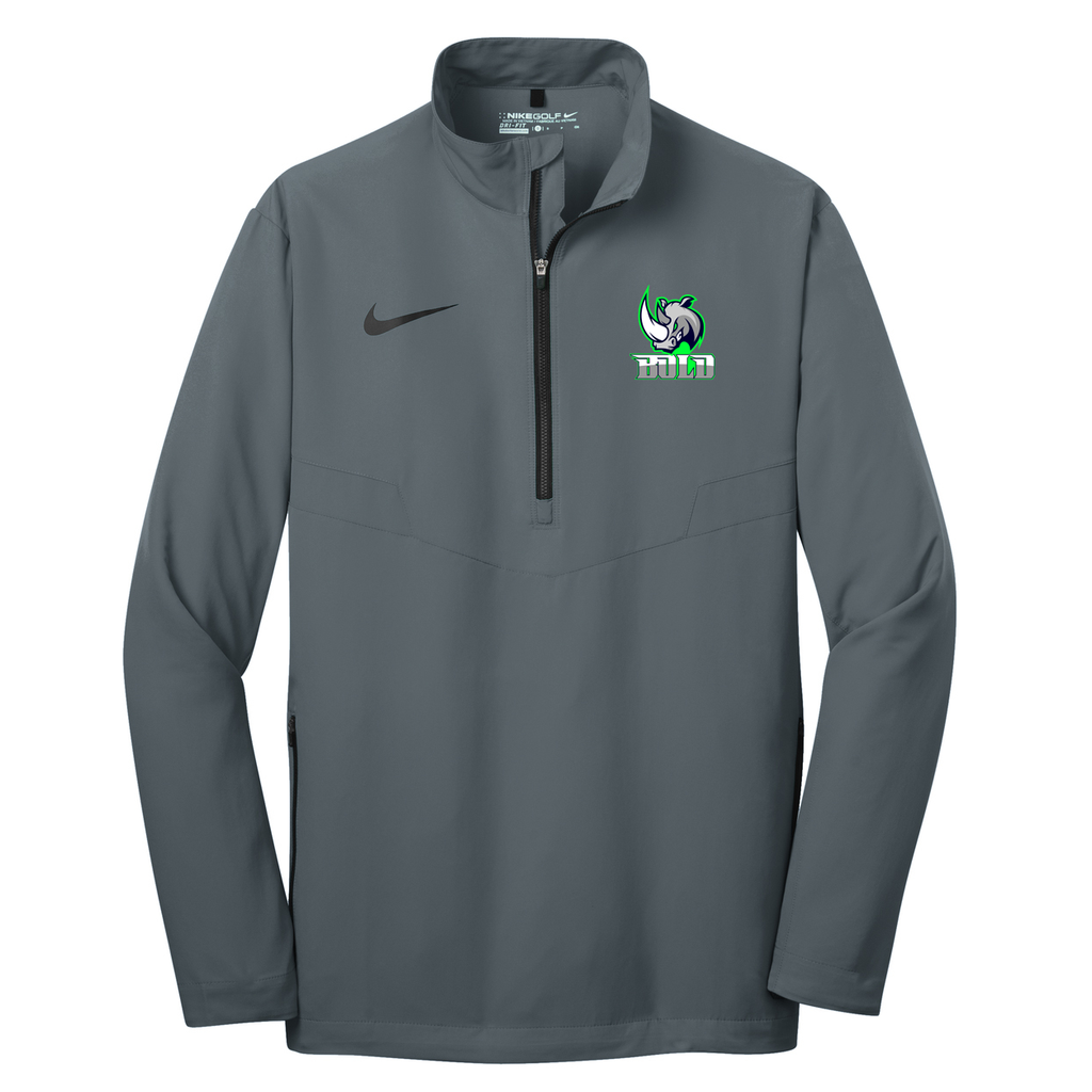 Bold Baseball Nike 1/2 Zip Wind Shirt