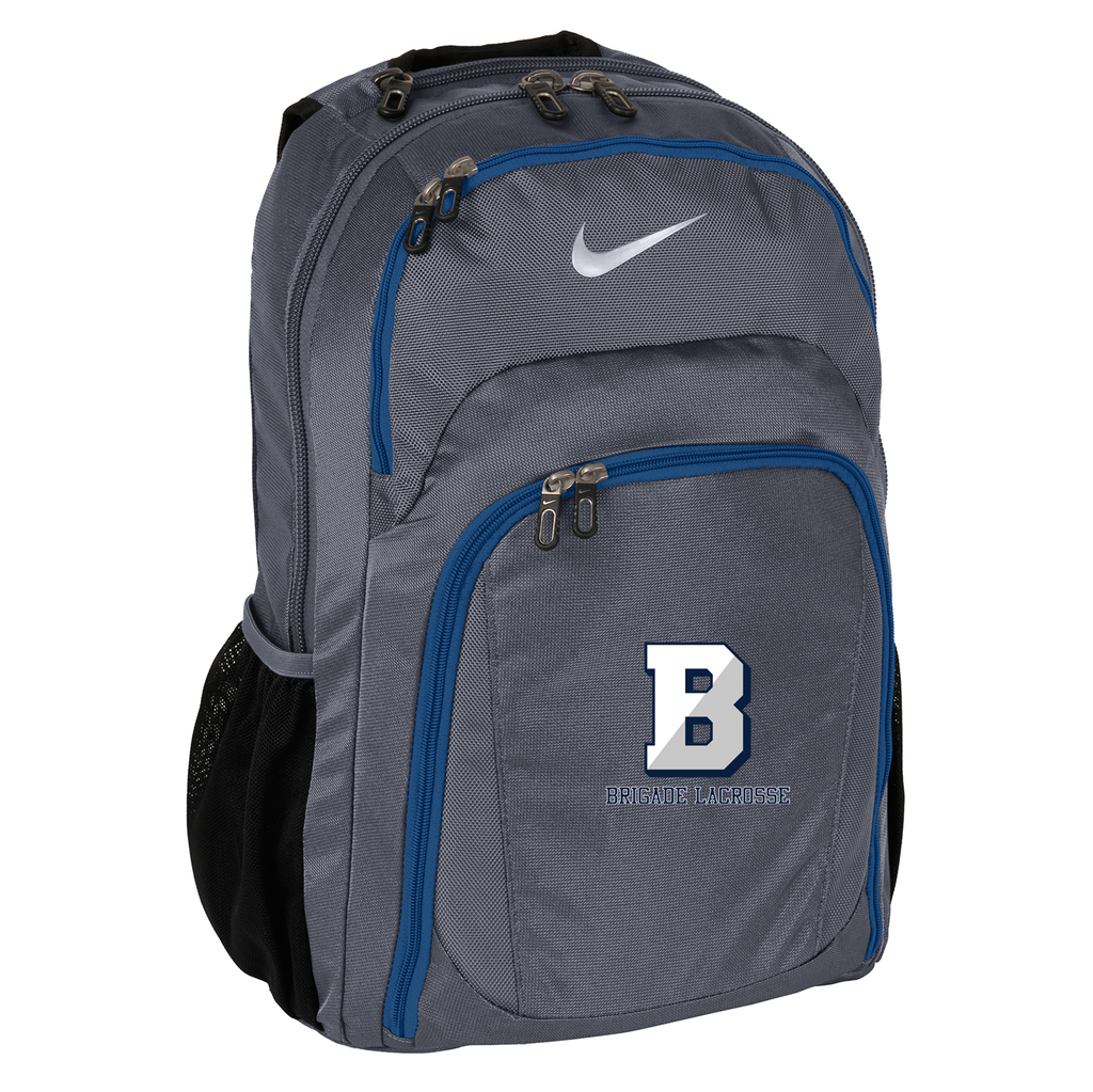 Brigade Lacrosse Nike Backpack