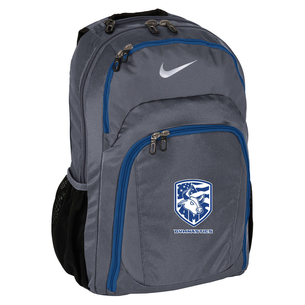 Accompsett Gymnastics  Nike Backpack