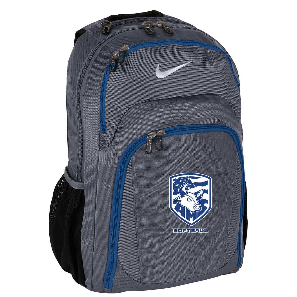 Accompsett Softball  Nike Backpack