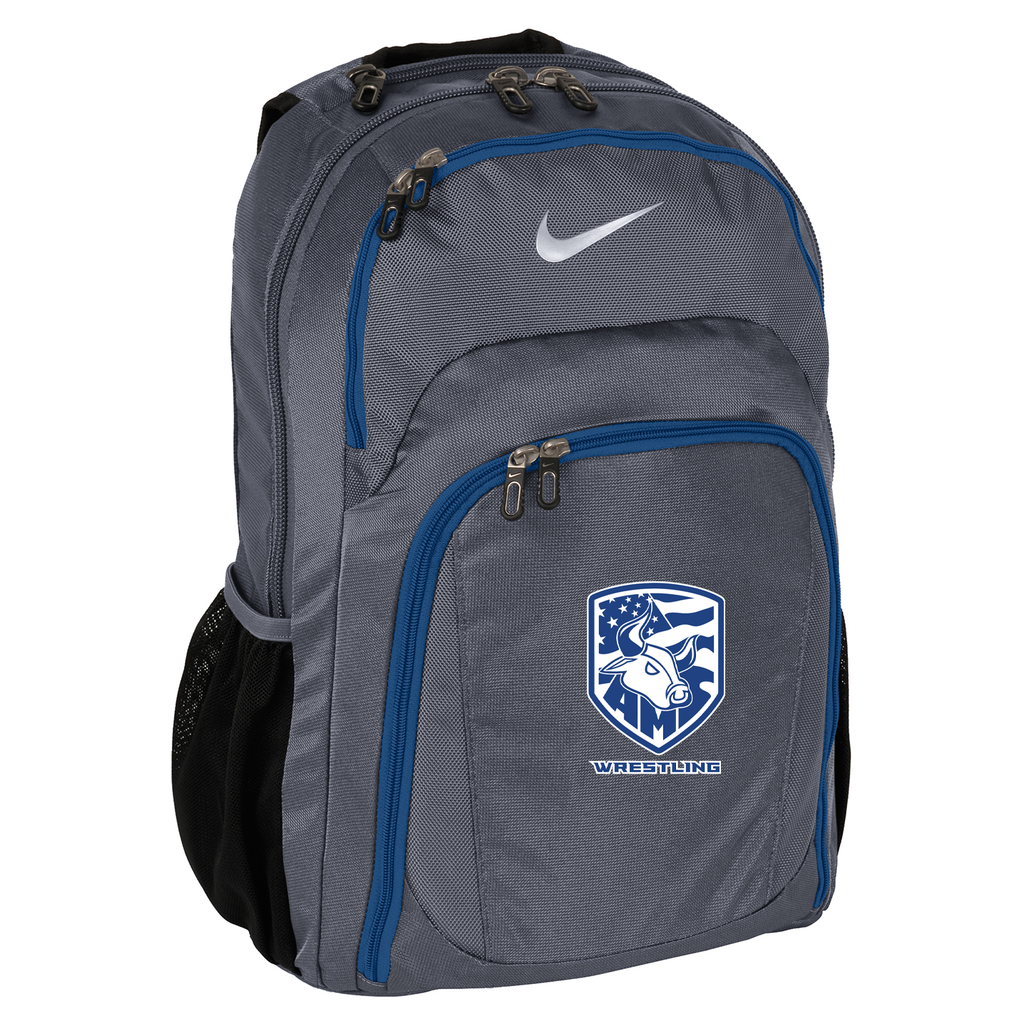 Accompsett Wrestling  Nike Backpack