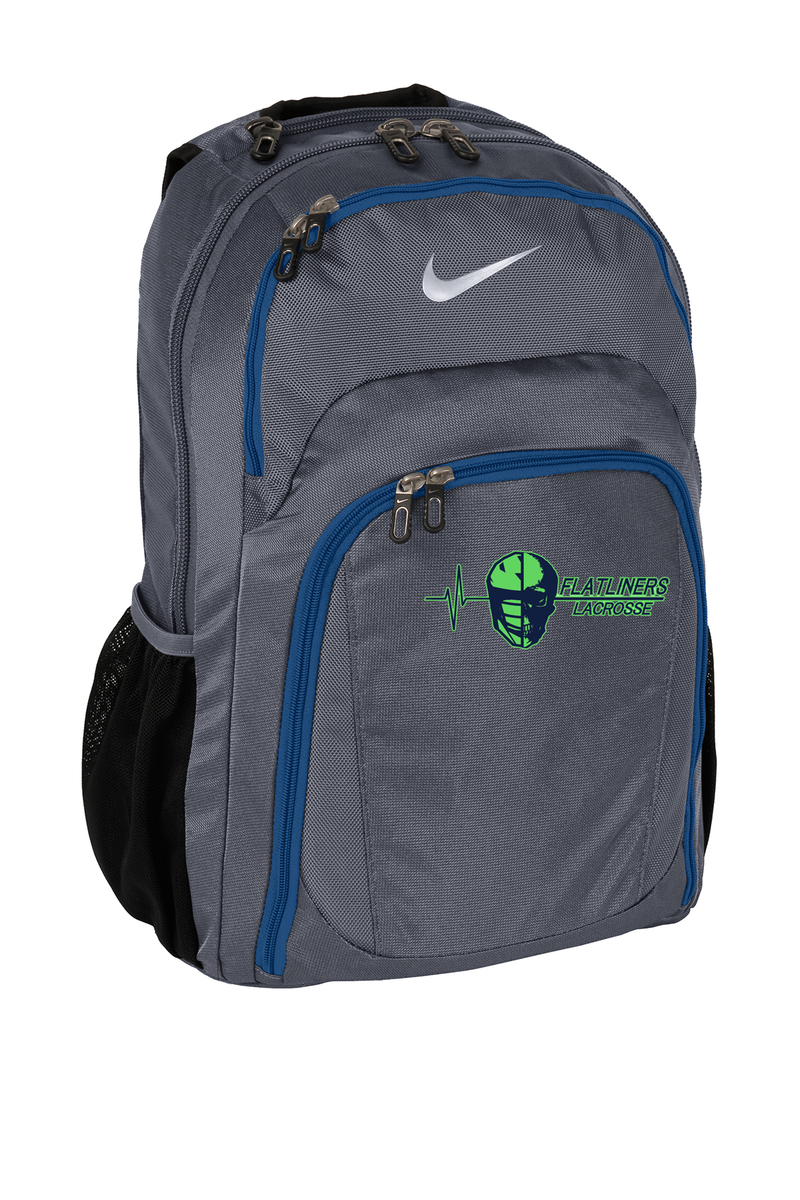 Flatliners Lacrosse Dark Grey Nike Backpack