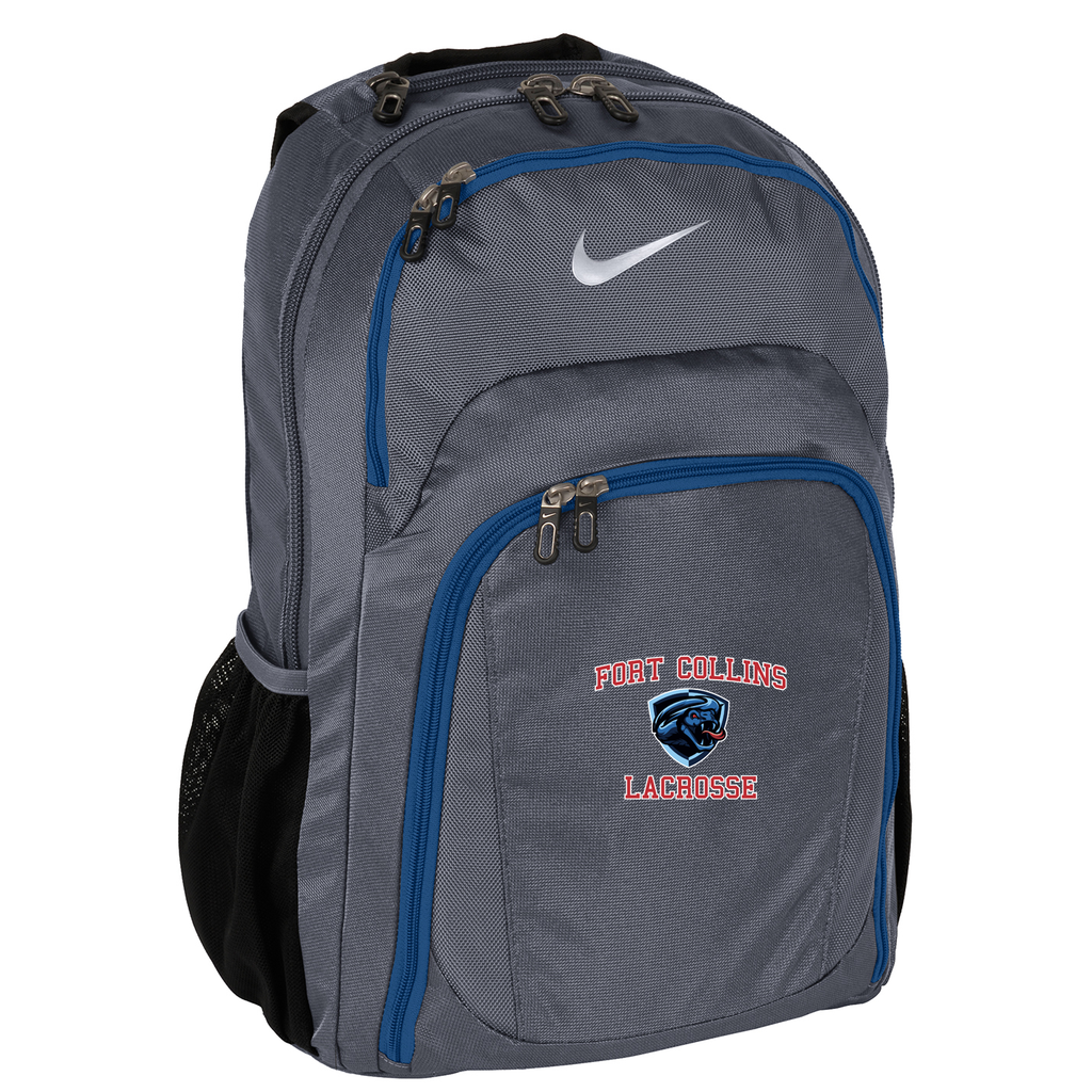 Fort Collins Lacrosse Nike Backpack