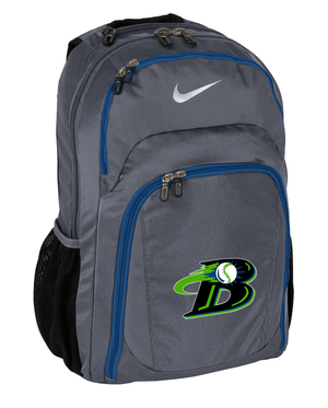 Michigan Blast Elite Baseball Nike Backpack
