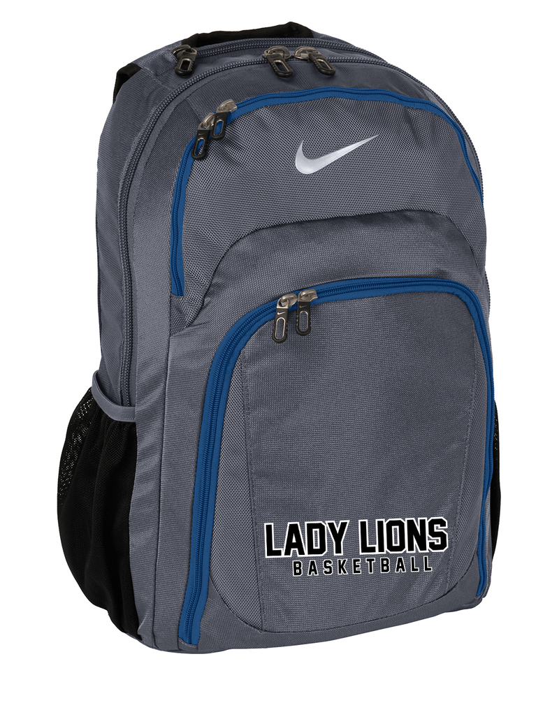 Lady Lions Basketball Nike Backpack