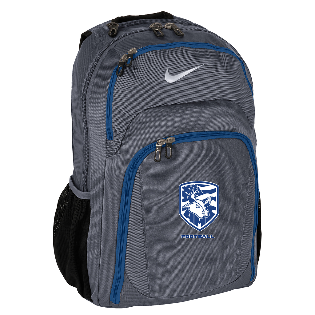 Accompsett Football Nike Backpack