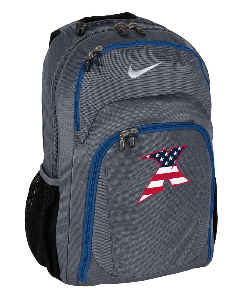 MDX Grey/Military Blue Nike Backpack