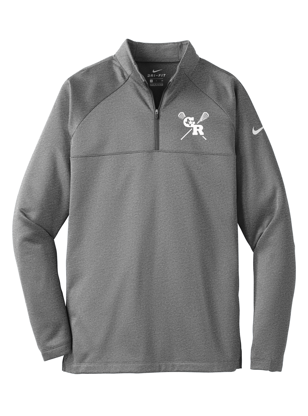 GR Longhorns Lacrosse Nike Therma-FIT Fleece
