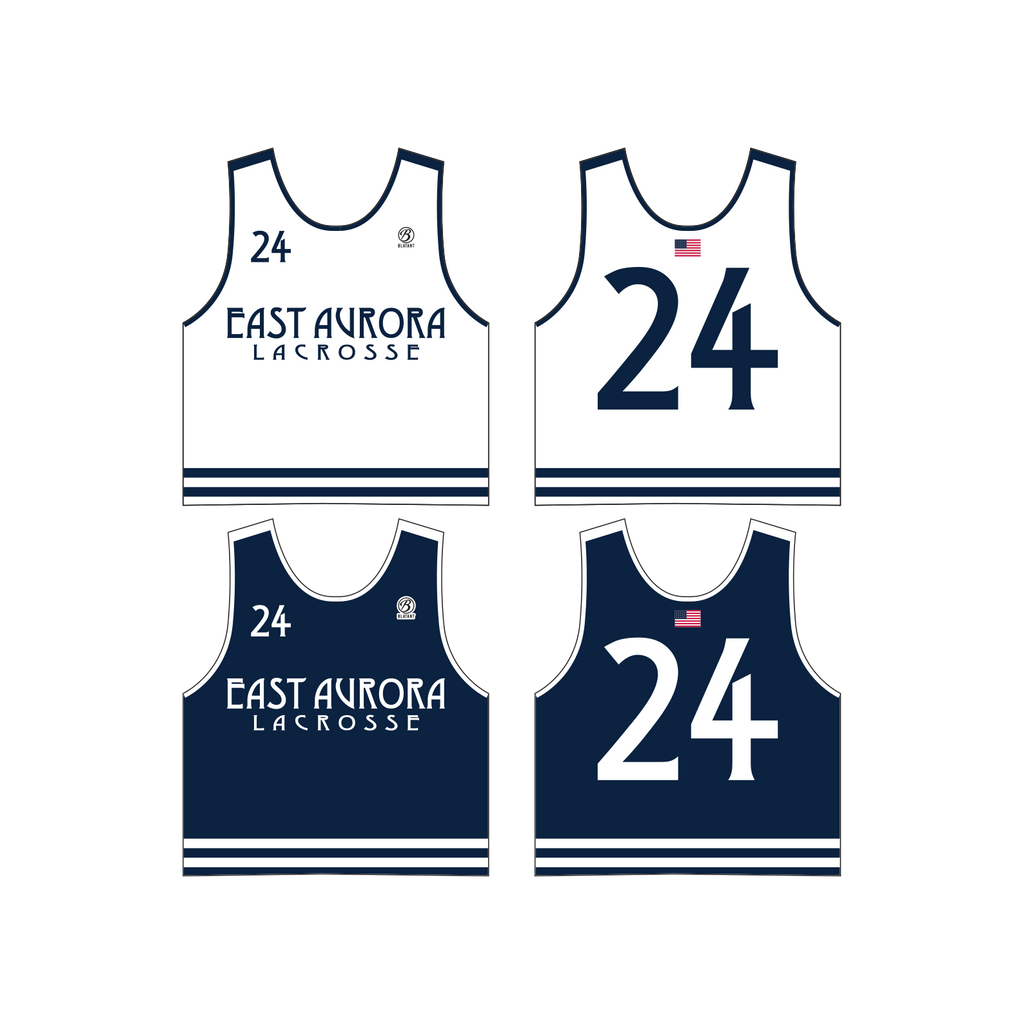 EALA Boy's Reversible Game Pinnie (Required)