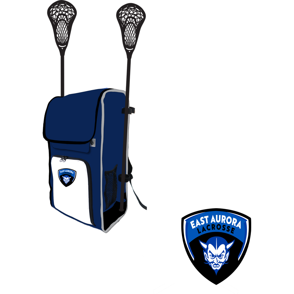 EALA Side Lacrosse Stick Holder Large Backpack