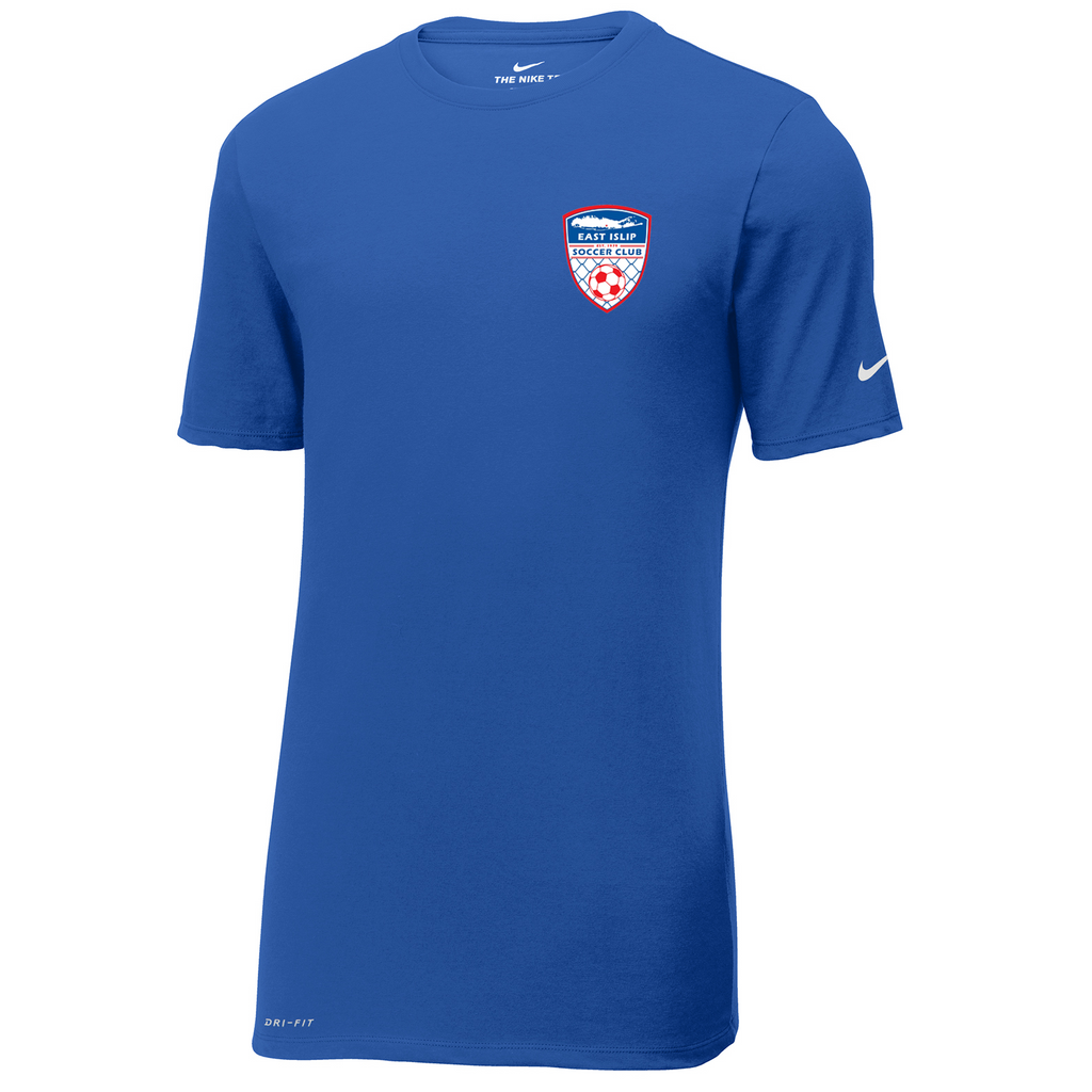 East Islip Soccer Club Nike Dri-FIT Tee